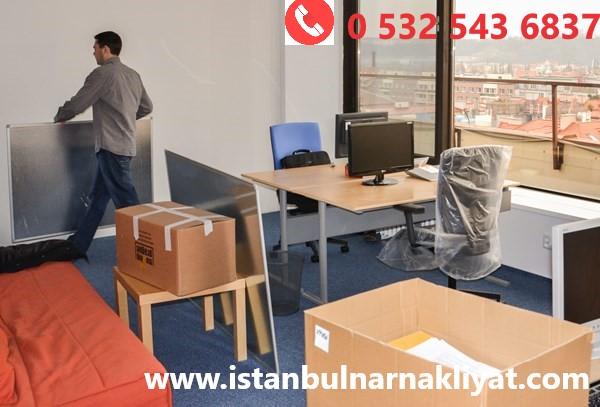 ofis taşımacılığı