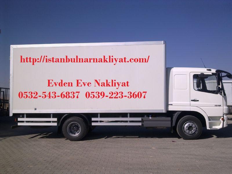 İstanbul Çorlu Nakliyat