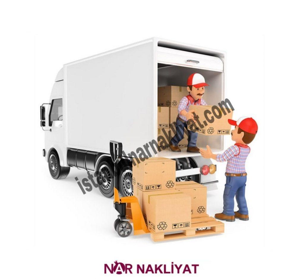 Nar Nakliyat İstanbul