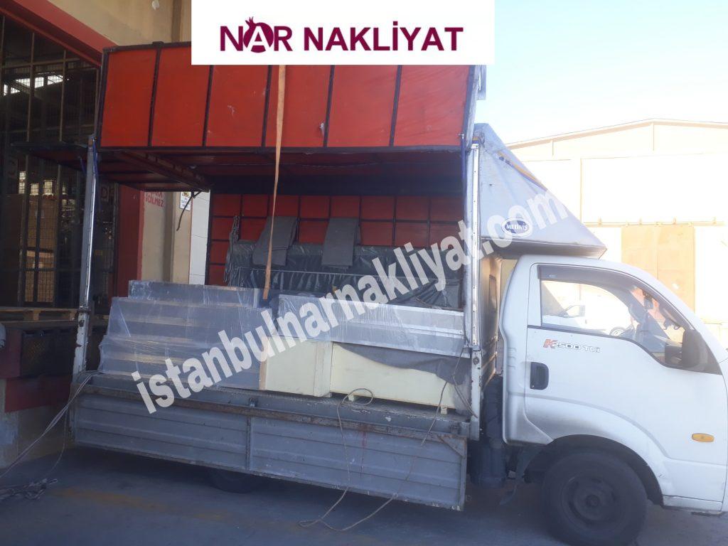 İstanbul Kamyonet Nakliyat
